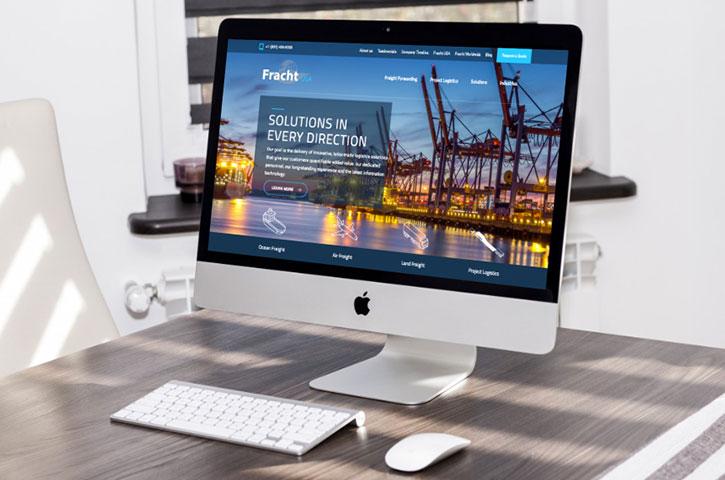 Fracht USA desktop
