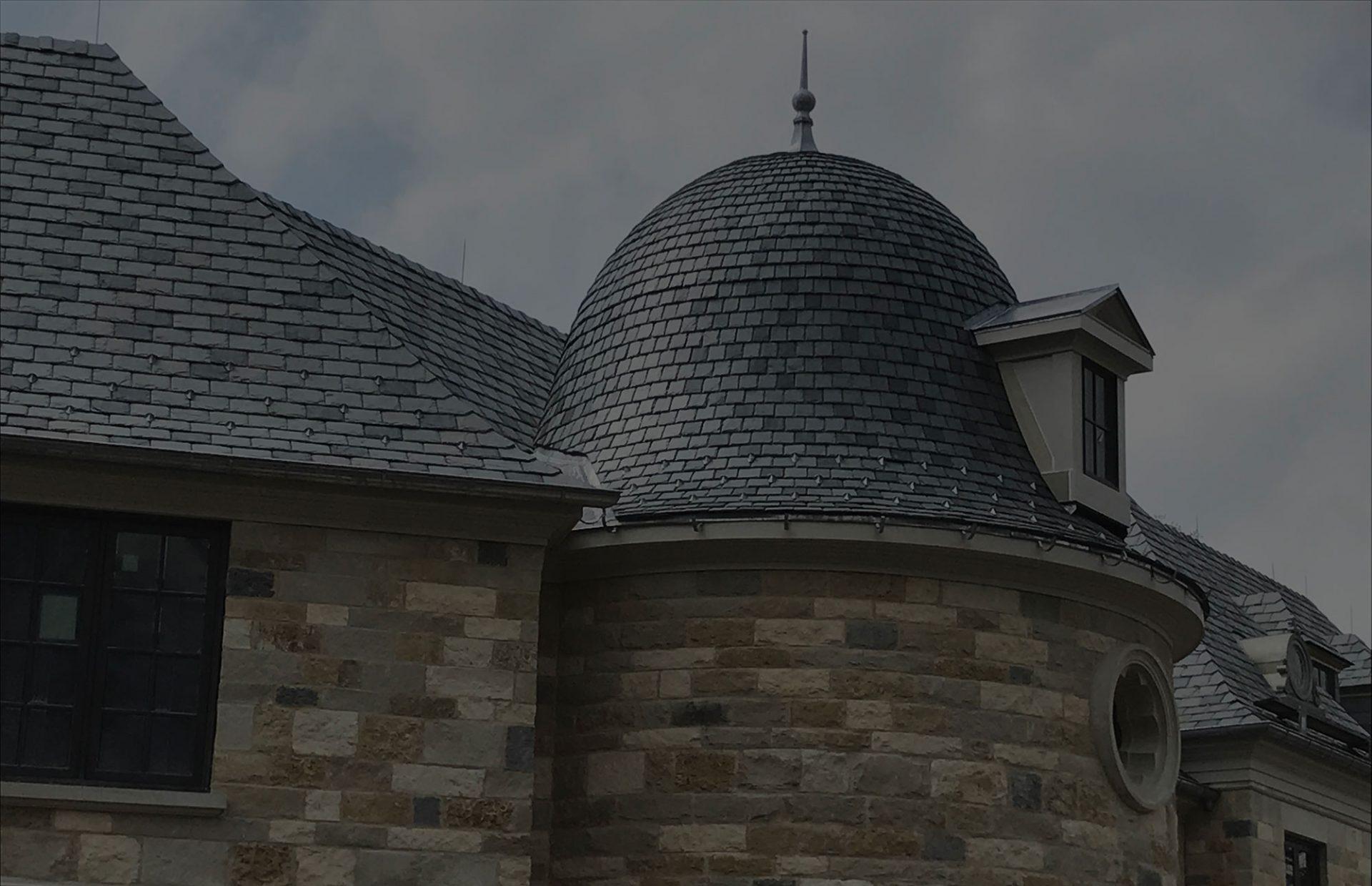 Gland roof